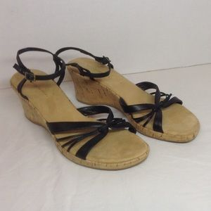 Shoes - Easy Spirit Black strappy sandals